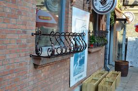 铁艺窗围栏