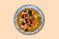 红烧肉炖豆腐