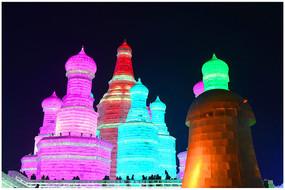 俄罗斯风格城堡
