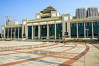广西人民大会堂景观