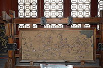 秦王宫楚汉传奇楚汉疆域作战地图道具