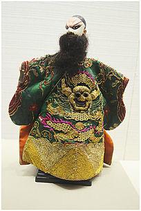 中国传统木偶文化