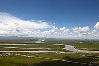 草原的长河