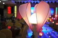 婚礼现场灯光