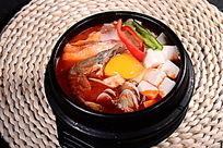鲜虾酸辣汤