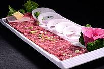 洋葱牛肉片