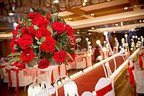中式婚礼布场