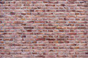 高清实拍红砖墙背景
