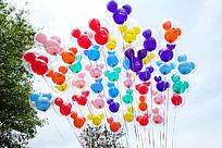 迪士尼儿童米奇气球