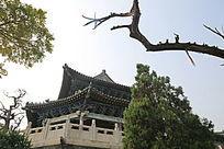 古代建筑伏羲台