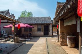 古代农家小院