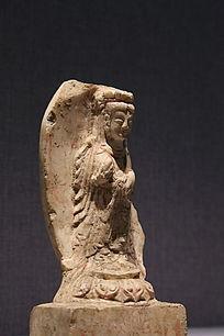 东魏时期修德寺观世音菩萨立像