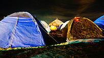 户外露营基地