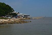 美丽的海滨自然风景图片