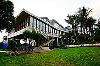 园林景观建筑