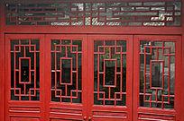 古典门窗花图案