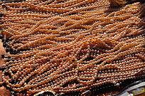 珊瑚珍珠项链手工艺品