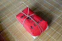 传统包装的老式桃酥点心