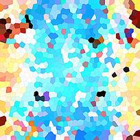 色块数码印花