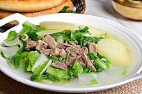 小塘菜牛肉汤