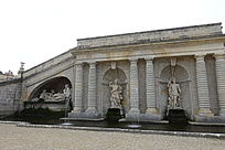 涌泉及欧式雕塑