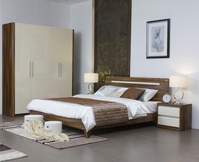 床及床头柜