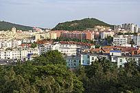 青岛城市建筑风景