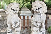 石雕雕刻狮子雕塑