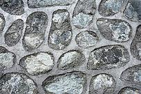 石墙水泥勾缝