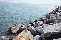 瀚海的大海风景图片