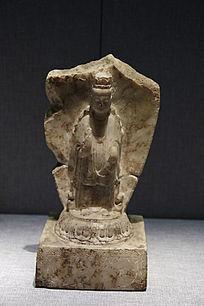 东魏观世音菩萨像