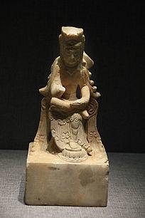 东魏时期思惟菩萨像