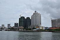 海边建筑图片
