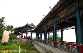 园林长亭子建筑