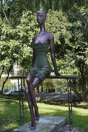 人物雕塑雕塑艺术铜雕