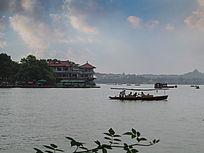 西湖图拍摄