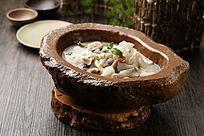 石锅煮珍菌
