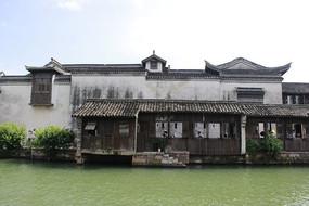 乌镇古建筑