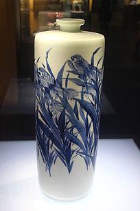 景德镇春天的气息纹瓶
