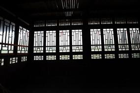 古建筑花格窗