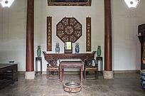中式复古客厅
