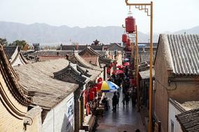 蔚县古城街道