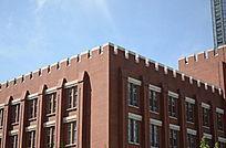 现代大楼建筑