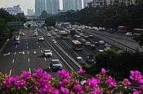 城市公路建筑图片