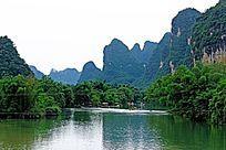 遇龙河山水风景