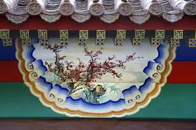 传统古建彩绘