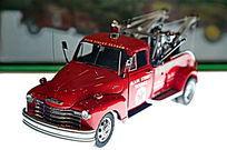 美国雪佛兰救援车模型