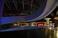 汽车博物馆展厅