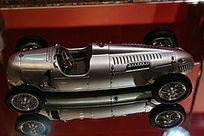 德国奥迪银剑赛车模型