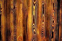 仿炭化木板